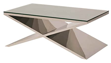 Coffee Table in Clear Finish