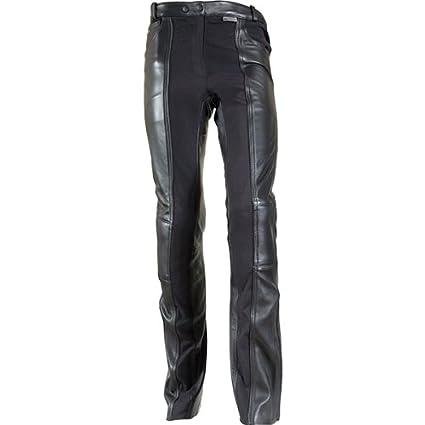 Richa Kelly pantalon de moto de dames élégantes de femmes pantalon cuir textile