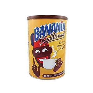 Amazon.com : French Historic Recipe Banania-Recette