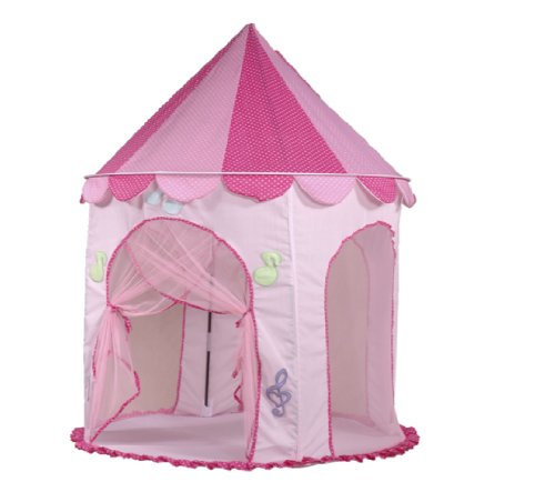 Princess Castle PLay Tent By Sid Trading