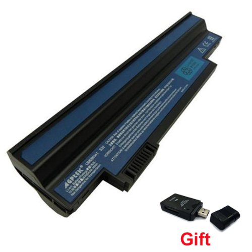 Battery for Acer Aspire One 532 532H AO532 AO532H All Series Battery UM09G31 UM09G41 UM09G51 UM09H31 UM09H41