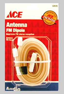 Ace Fm Dipole Indoor Antenna 32070