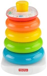 Fisher Price - Pirámide balanceante (Mattel)