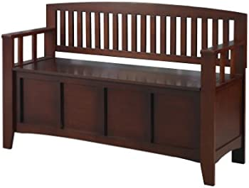 Linon Cynthia Storage Bench