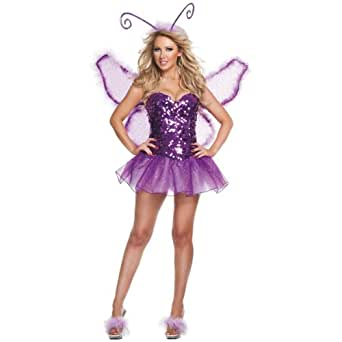 Signature Butterfly, Womens Adult Costume