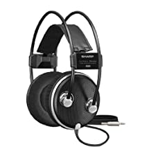 Sharp Open Dynamic Stereo Headphone VR-HSA100
