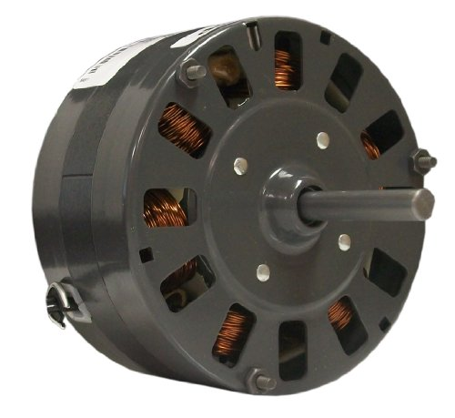 Fasco D1036 5.0-Inch Diameter Shaded Pole Motor, 1/20 Hp, 115 Volts, 1045 Rpm, 1 Speed, 1.95 Amps, Cw Rotation, Sleeve Bearing
