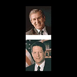 Gore v. Bush - The Second Debate | [Vice President Al Gore, Governor George W. Bush]