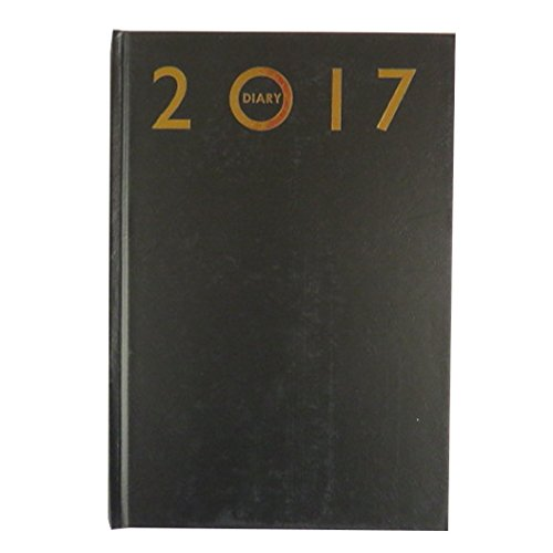 2017-a5-page-a-day-hard-backed-diary-diaries-red