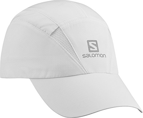 Salomon XA Cappellino Bianco Aluminium S/M