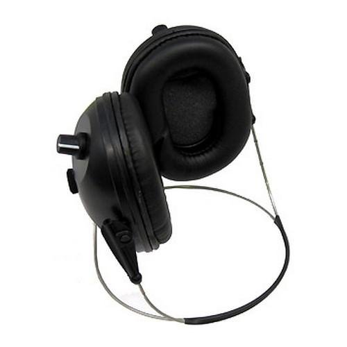 Pro Ears Pro 300 Nrr 26 Black Behind Head