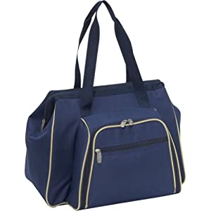 Picnic Time Toluca Insulated Cooler Picnic Tote from Picnic Time