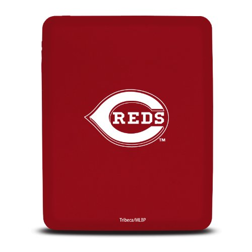 MLB Cincinnati Reds Varsity Jacket Silicone Shield for Apple iPad at Amazon.com