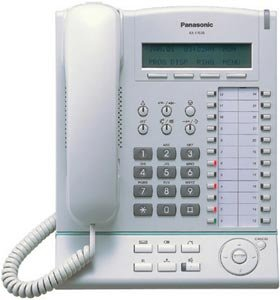 PANASONIC KX-T7633 PHONE WHITE