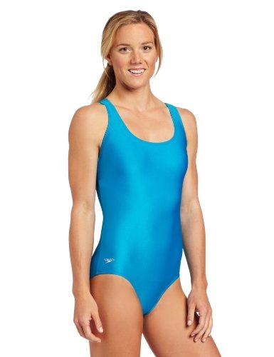18f0ee41d9 Speedo Women s Moderate Ultraback Long Swimsuit