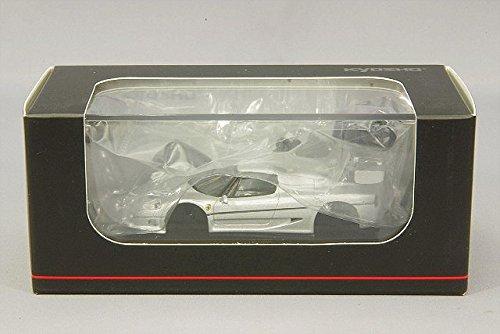 京商 組立キット 1/64 フェラーリ F50 GT シルバー