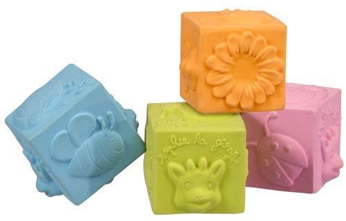 Imagen de SoPure los Cubos Sophie la jirafa