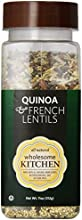 Wholesome Kitchen Quinoa and French Lentils 11-Ounce