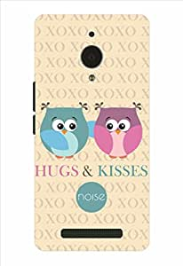 Asus Zenfone Go ZC500TG, Noise Designer Printed Hard Back Cover Case For Asus ZenFone Go (ZC500TG) - Multicolor