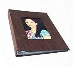 Ultraa Albums Photo Albums 4x6 size 80 Photos (Set of 2 Albums) (2.00)