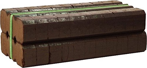 Irish Peat Briquettes (20-22 Fire Logs) (Wood Briquettes compare prices)