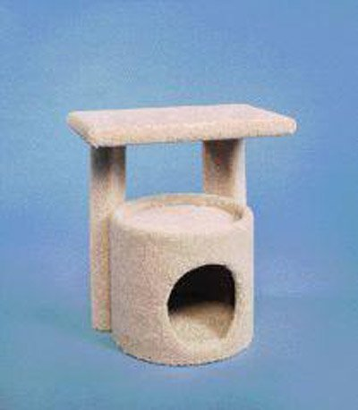 Kitty Condo W/Perch Cat Furniture - 19.25