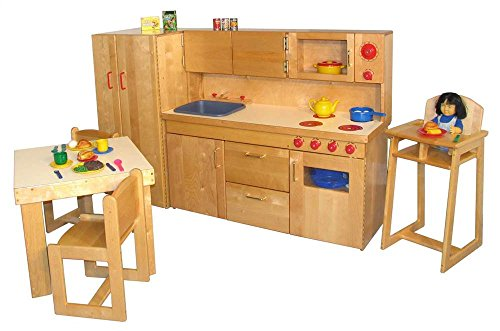 Ultimate Kitchen Set for Kids (School Age) (Ultimate Play Kitchen compare prices)