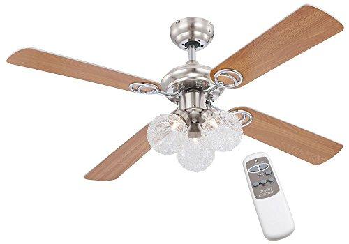 Design-Decken-Ventilator-Wohnraum-Khler-Beleuchtung-im-Set-inklusive-Fernbedienung-und-LED-Leuchtmittel