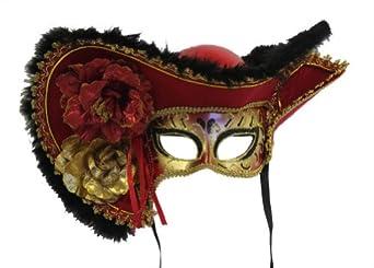 Venetian Hat Mask