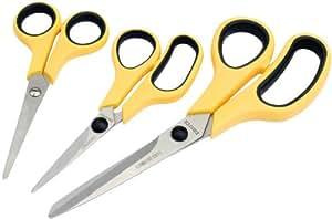 Draper DIY Series 09247 Lot de 3 paires de ciseaux