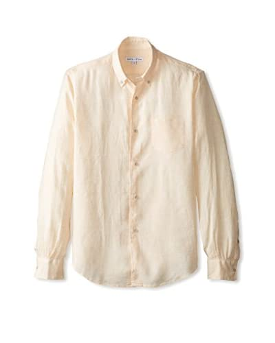 Slate & Stone Men's Charter Linen Long Sleeve Shirt