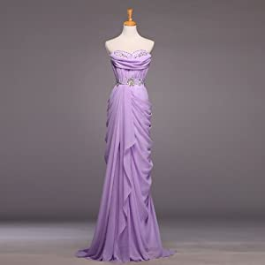 Amazon com cheap long prom dress in light purple sequin long dresses