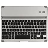 ZAGG PROplus Case with Backlit Bluetooth Keyboard for Apple iPad 2/3/4-Aluminum