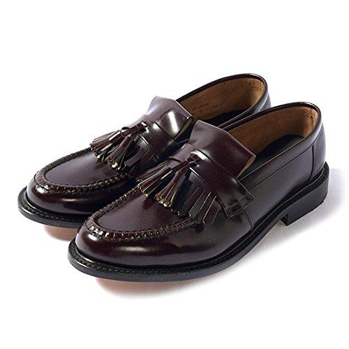 ローク タッセル ローファー Loake Brighton ブライトン イングランド ヒートシールドソール レザー 本革 シューズ 靴 メンズ 正規取扱品