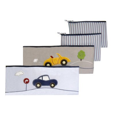 My Little Town Bumper Pad Set front-153882