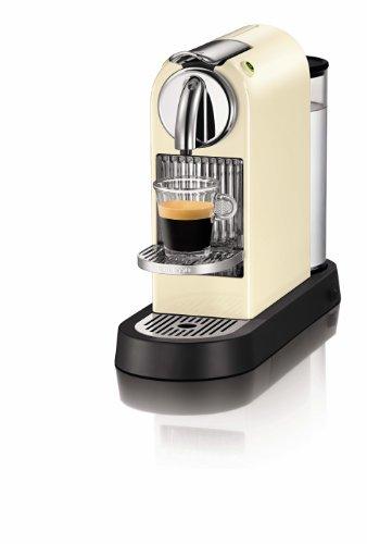 Nespresso D110 CitiZ Automatic Single-Serve Espresso Maker (60's White)