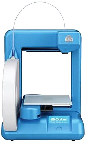 【国内正規品】3D Systems 3Dプリンタ Cube Printer 2nd Generation Blue 385000