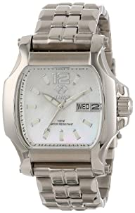 REACTOR Women's 65005 Quark 2 Auhentic Mother-Of-Pearl Dial Watch