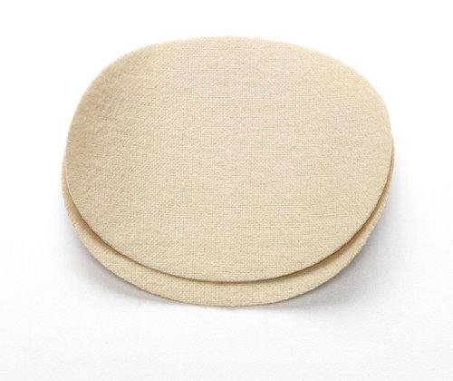 Garment Guard: disposable underarm shields (12 pairs, beige) (Black Garment Shields compare prices)