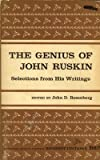 img - for The Genius of John Ruskin book / textbook / text book