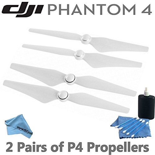 DJI Phantom 4 Propeller Package: Includes 2 Pairs of DJI 9450S