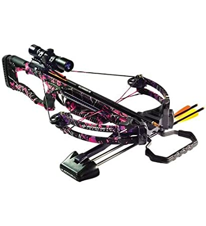 Barnett Outdoors Raptor FX crossbows for woman