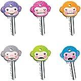 Six Monkey Keycaps