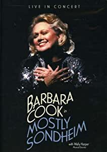Barbara Cook In Mostly Sondheim