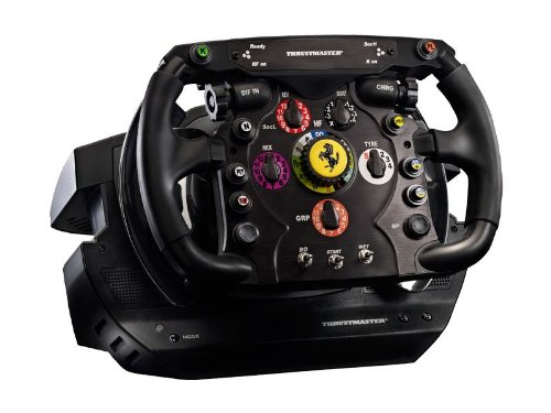 Thrustmaster FERRARI F1 WHEEL INTEGRAL T500 PS3