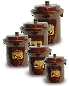 Harsch Gairtopf Fermenting Crock Pot - 20.0 Liter - ME7422
