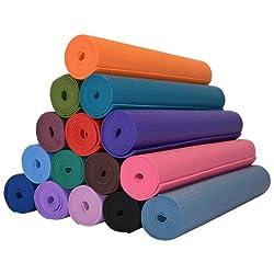Story @ Home Yoga Mats For Fitness Freaks - 4 MM