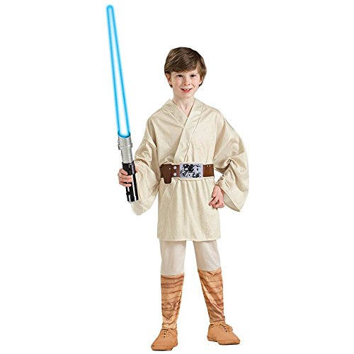 Deluxe Luke Skywalker Kids Costume