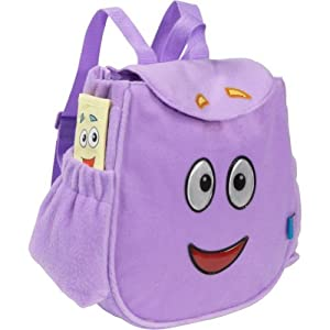 Dora the Explorer Backpack Rescue Bag, Purple