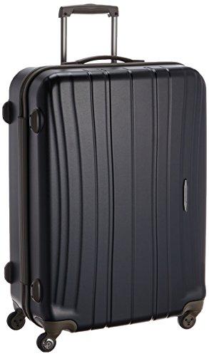 [プロテカ] Proteca 日本製スーツケース フラクティ 76L 4.0kg 無料預入受託サイズ 02564 01 (ブラック)